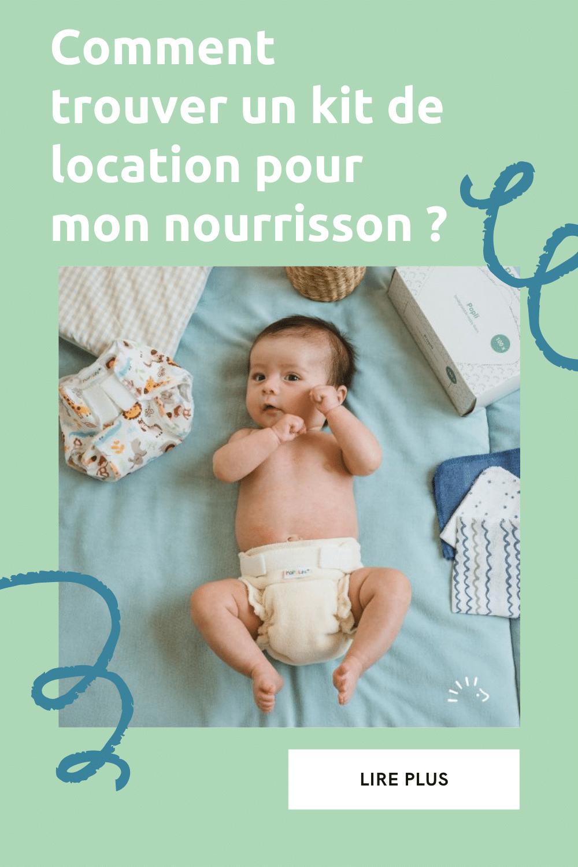 Quelle couche choisir pour un nouveau-né ?
